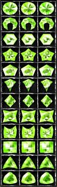 All Lime Gems Gemcraft Labyrinth