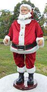 Gemmy Santa Claus 60'' Animated Singing Dancing Christmas Prop