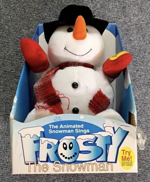 Dancing Snowman Gemmy Wiki Fandom Powered By Wikia