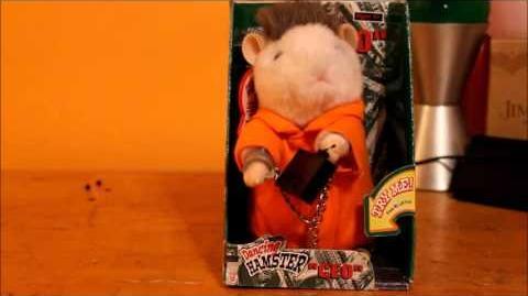 Dancing Hamster - CEO-0