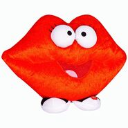 Wooing Wobbler-Red Lips