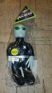ALIEN TOY with Sound plush Style Gemmy 1996 new sealed