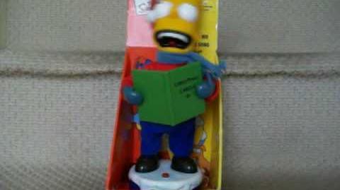 Caroling Bart