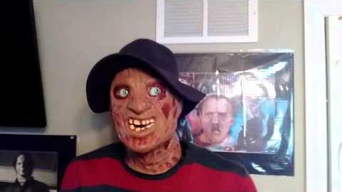 Gemmy 2005 Freddy Krueger (RARE)