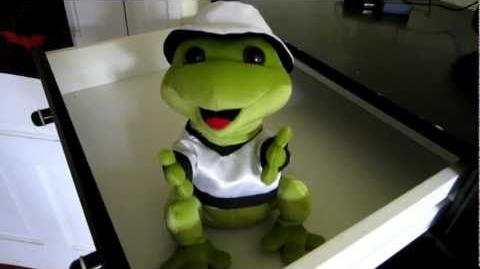 Prototype Frogz - 'good vibrations'