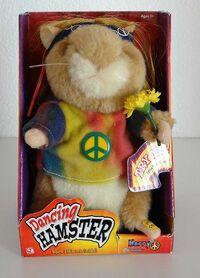 Dancing Hamsters-Harry