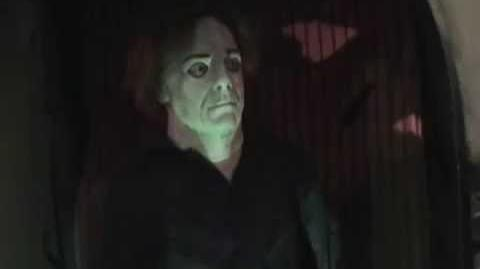 PROTOTYPE 2010 Gemmy Life Size Michael Myers with realistic eyes-1
