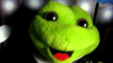 Celebration Frog