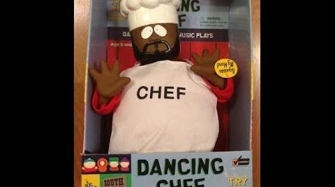 South Park Singing Dancing Chef Doll-0