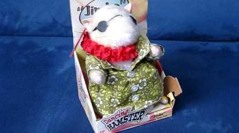 "Dancing Hamster Collection JIMBO ""Limbo Rock"""