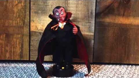Rare Gemmy mini vampire motionette (variant)