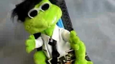 Frogz - My Sharona