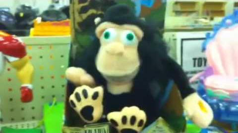 Joe Blow - The Farting Monkey