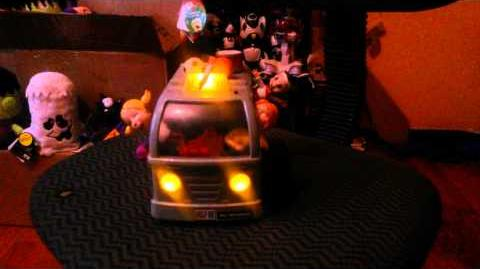 Gemmy Animated Mom's Taxi (Without Flash)
