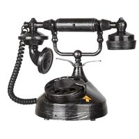 Spooky Victorian Telephone