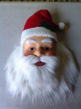Santa greeter out of the box