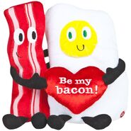 Foodie Friends-Bacon and Egg