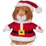 Santa-Hamster