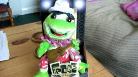 Frogz - - Its 5 O'clock Somewhere
