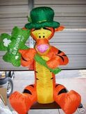 AIRBLOWN INFLATABLE 4' ST. PATRICK'S TIGGER