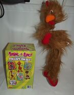 Gemmy Sting-a-lings chicken