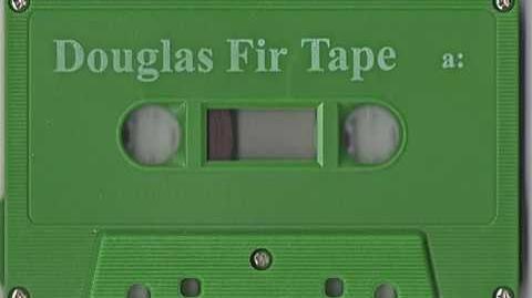Gemmy Douglas Fir Cassette (Circa 1996)