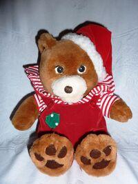 Buddy the Christmas story bear
