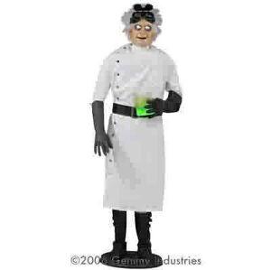 Dr.Shivers animated Halloween figure