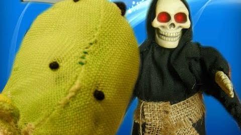Gemmy Animated Grim Reaper Motionette (HALLOWEEN)