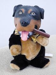 Rare 2004 GEMMY TRIUMPH THE INSULT COMIC DOG Conan O'Brien Animated Talking Toy