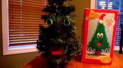 Douglas Fir The Talking Tree By Gemmy Industries Corporation