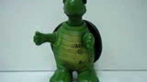 Интерактивные игрушки Черепашка Танцор
