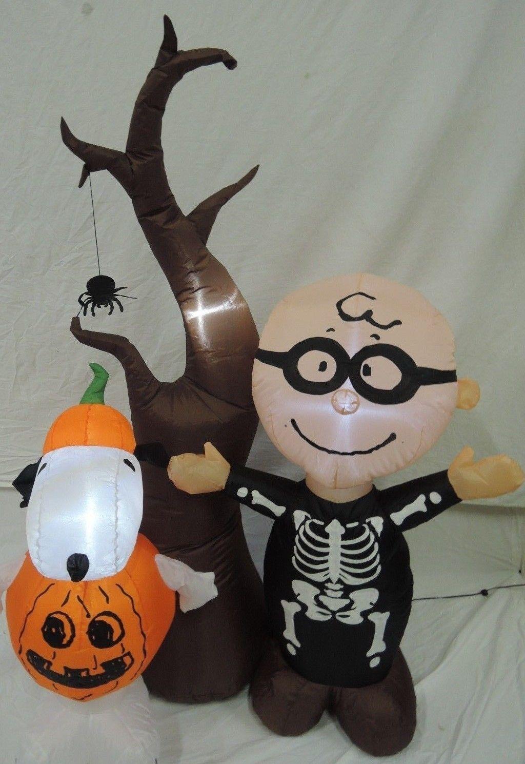 image gemmy inflatable peanuts halloween scenejpg gemmy wiki fandom powered by wikia