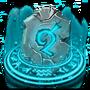 Stone Runic Blue