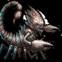 Troop Bone Scorpion