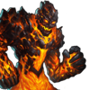 Troop Lava Elemental