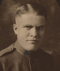 Hester-Walter L 1891 WWI in uniform
