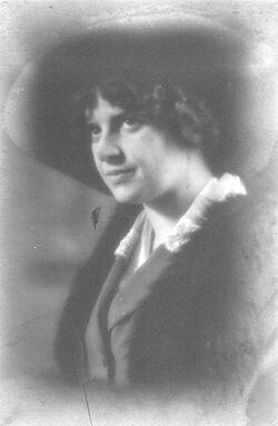 CRINGAN, Janet Thom (1889-1972)