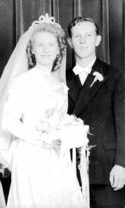Margaret & Joseph Szczesny Wedding