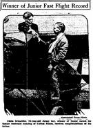 EddieAugustSchneider 1930August 19 AssociatedPress photo