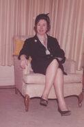 Ruth Eleanor Borland circa 1970
