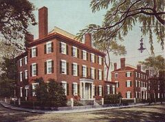 George Peabody House, Salem, MA