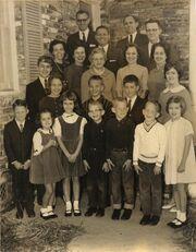 Geer Family Reunion - Augusta 1967