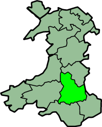 WalesBrecknockshireTrad