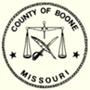 Boone County, Missouri seal