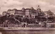 Budai palota 1930