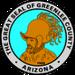 Greenlee County, Arizona seal