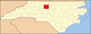 North Carolina Map Highlighting Guilford County.PNG