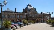 Norwich UK train station