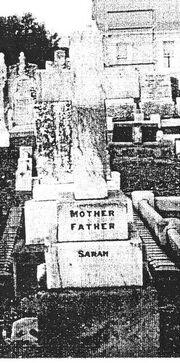 Grave of w & m mills